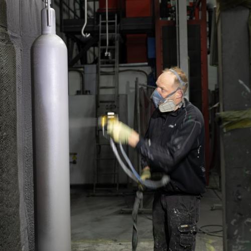 onderhoud cilinder Friesland